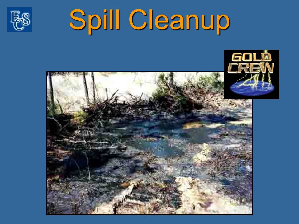 Spill Cleanup