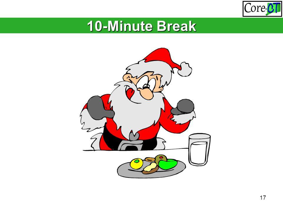 17 10-Minute Break