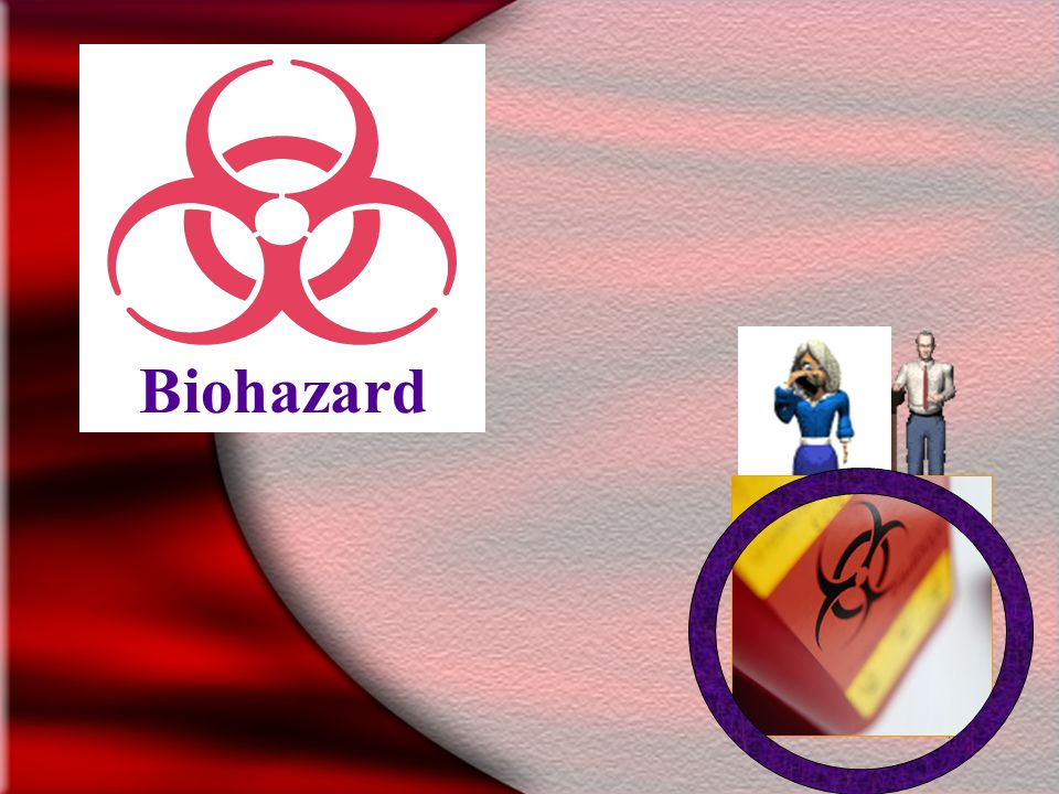 19 All First Aid kits will contain: DISPOSABLE RUBBER GLOVES Personal Protective Equipment BIOHAZARD BAGS –Bags will contain the biohazard symbol (Always replace used gloves immediately) 23