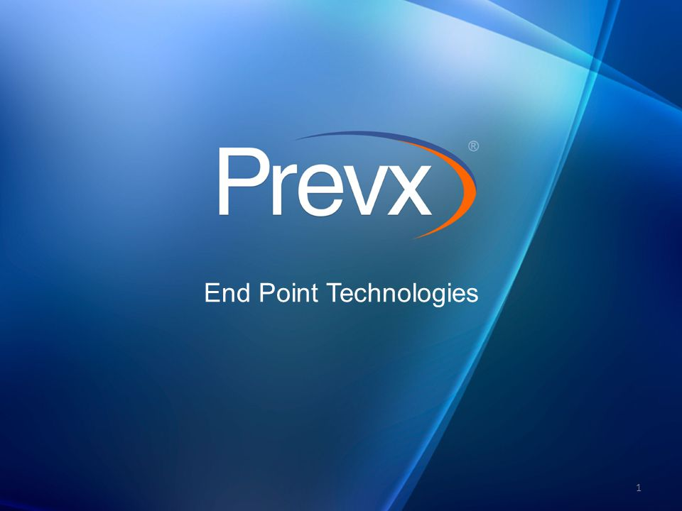MyPrevx – Business console End Point Technologies... The machines on a license... 52