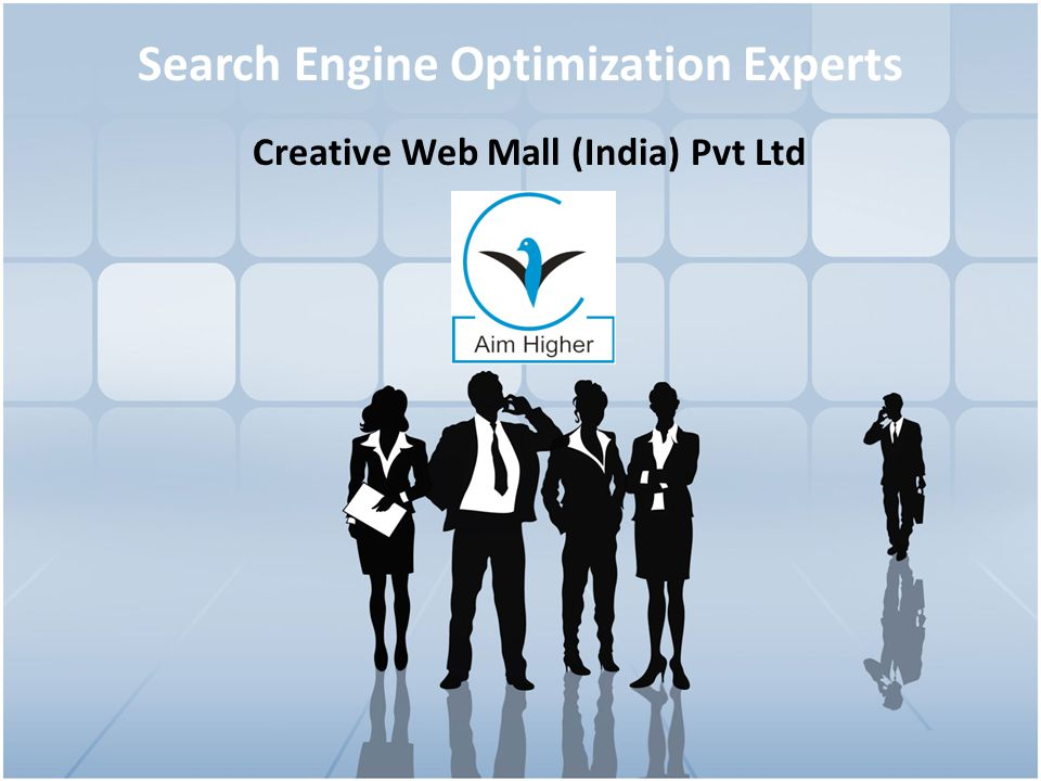 Search Engine Optimization Experts Creative Web Mall (India) Pvt Ltd