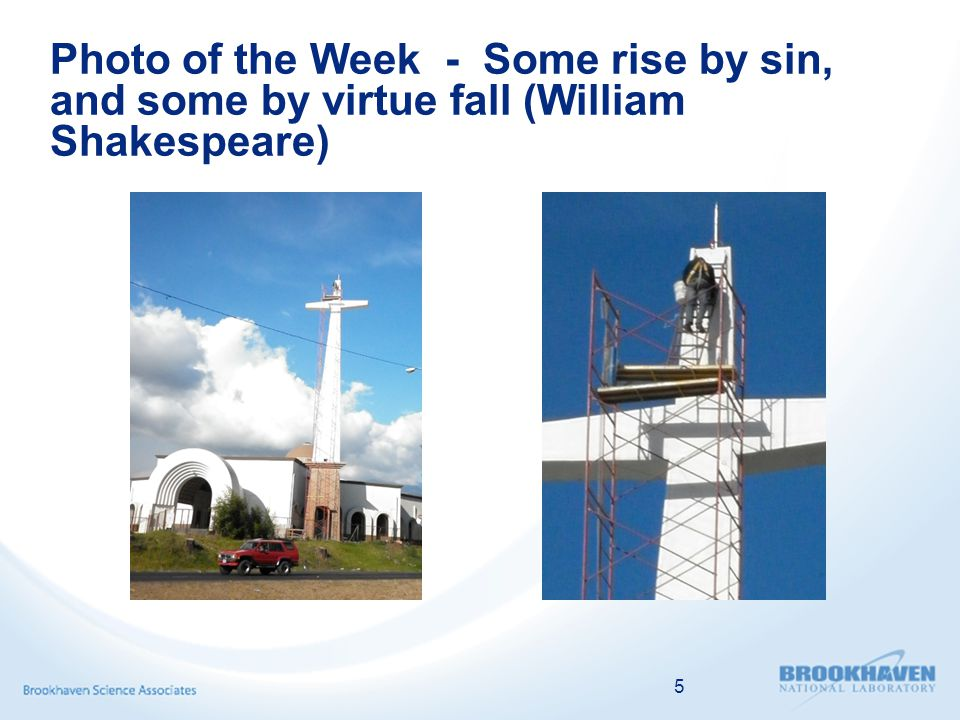 Photo of the Week - Some rise by sin, and some by virtue fall (William Shakespeare) 5