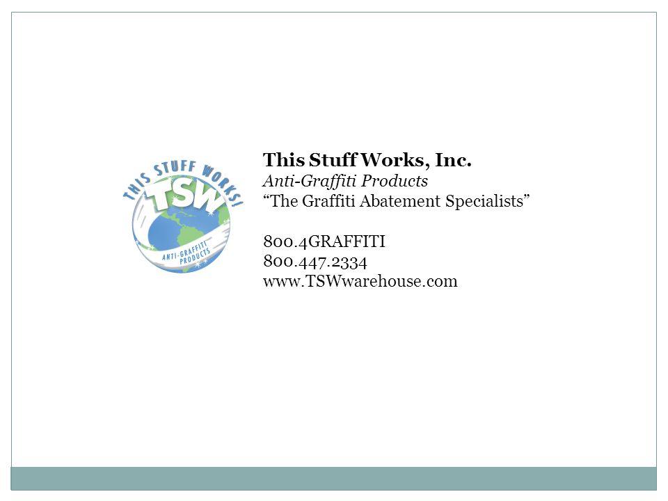 This Stuff Works, Inc.