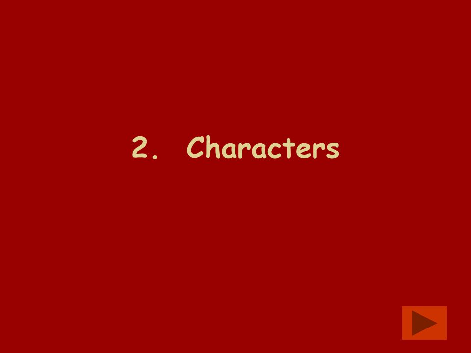 Aim of Lesson by the end of this lesson you should be able to: look at words and phrases that describe an extraordinary character.