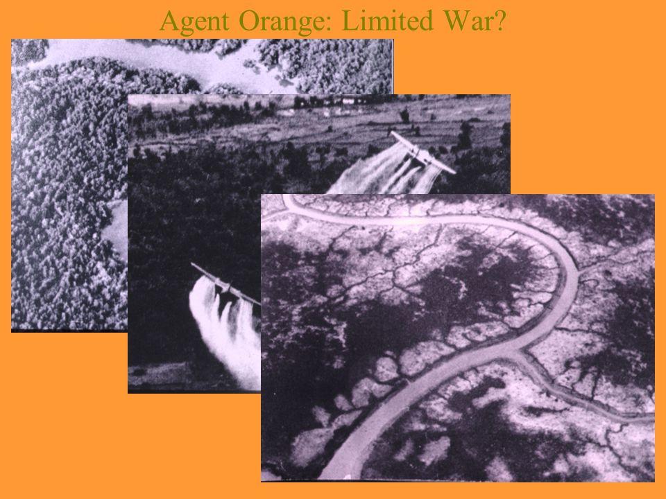 Agent Orange: Limited War