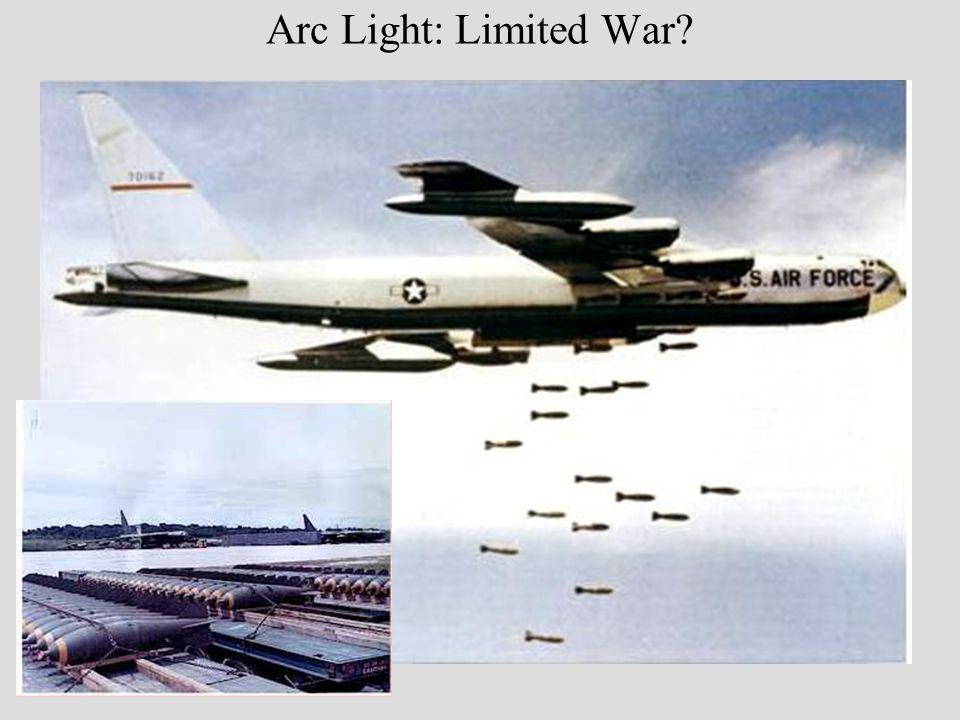 Arc Light: Limited War