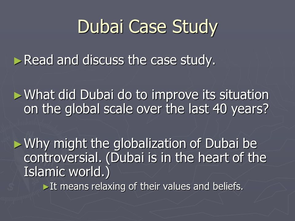 Negatives cont.7. The benefits of globalization are not universal.