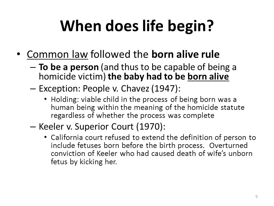 Involuntary Manslaughter Actus reus –killing Mens rea –unintentional killing Causation Death 50