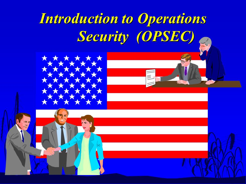 What is OPSEC.What is OPSEC.