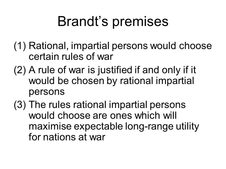 Why prefer utilitarian rules.