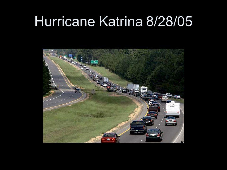 Hurricane Katrina 8/28/05