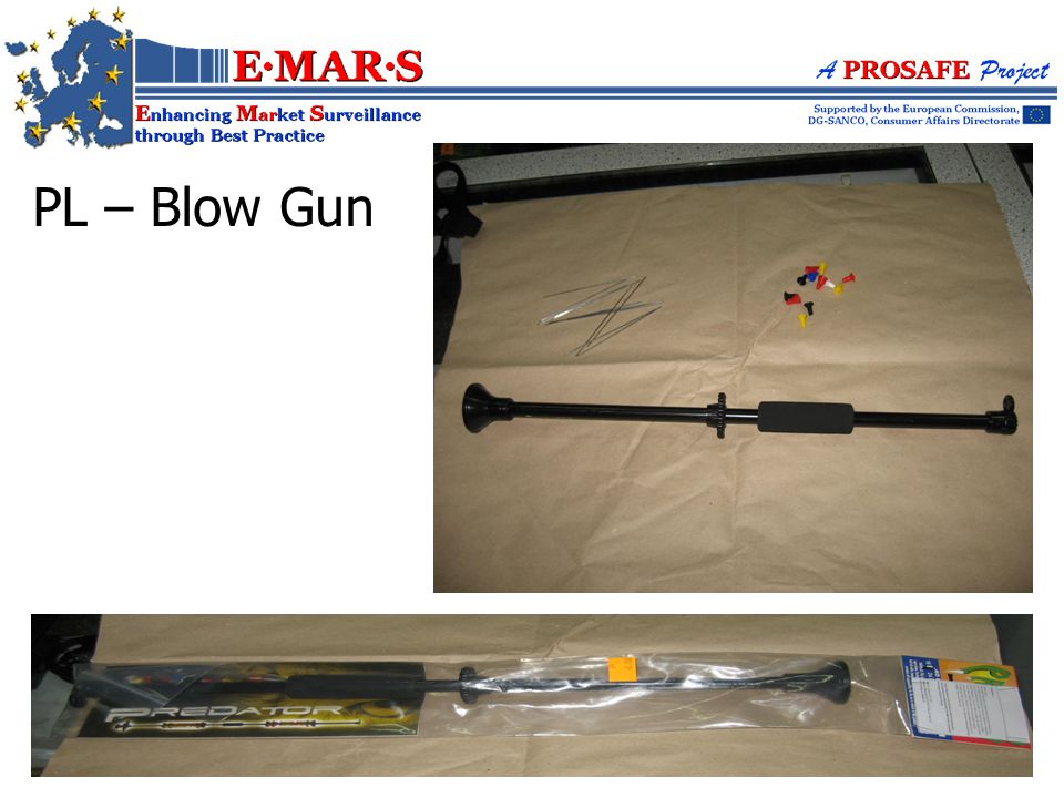 PL – Blow Gun