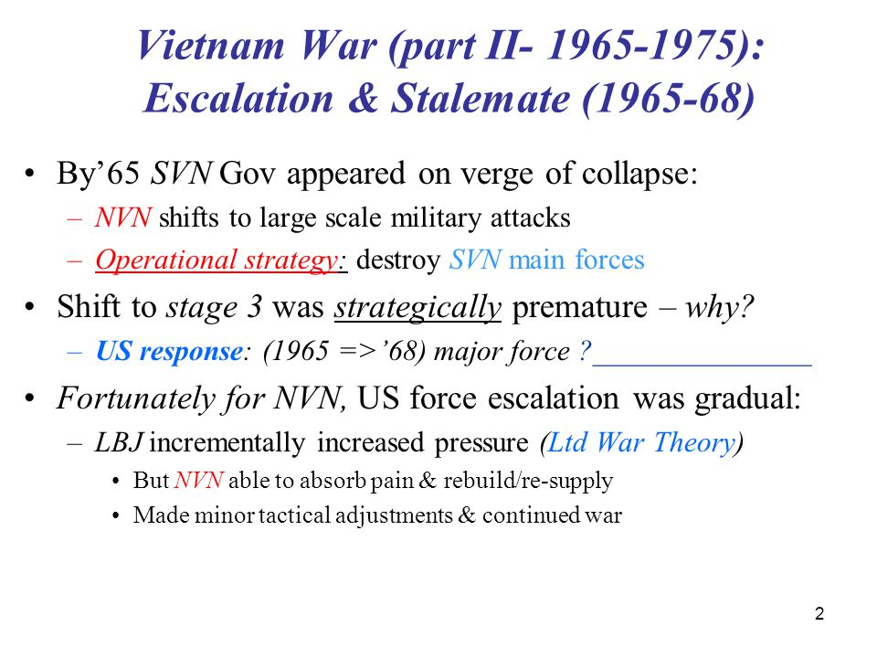 23 1972 Easter Offensive NVN prepared for final military offensive to topple SVN Meanwhile=> Nixon & Kissinger pursued Triangular Diplomacy (?) Purpose & strategic objective of Triangular Diplomacy .
