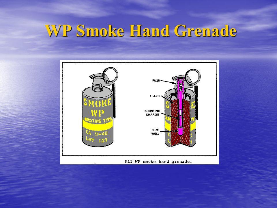 WP Smoke Hand Grenade