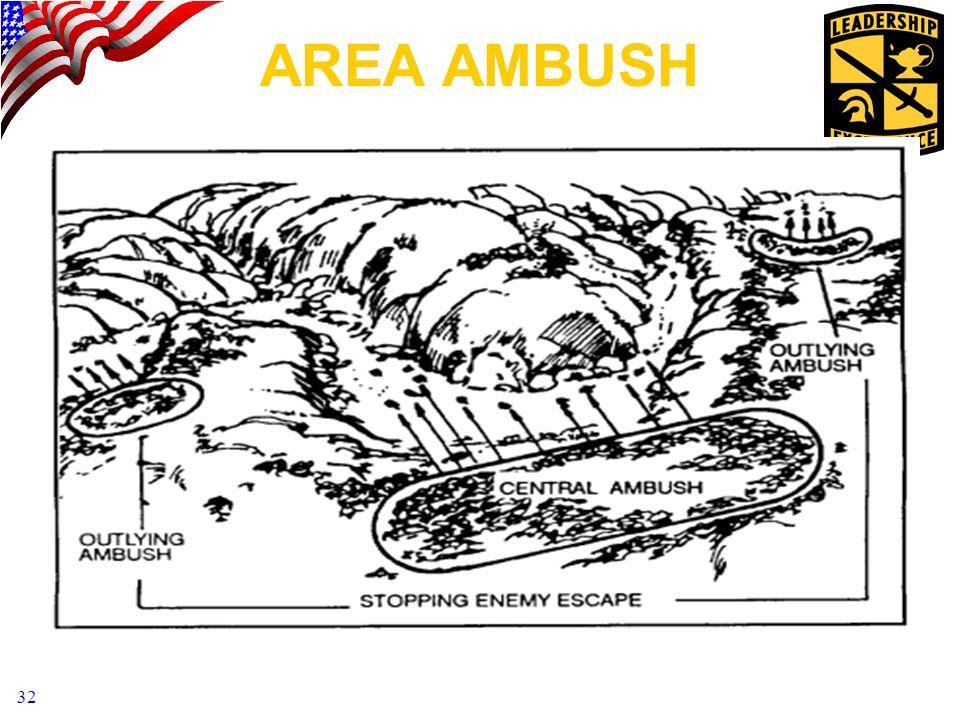 32 AREA AMBUSH