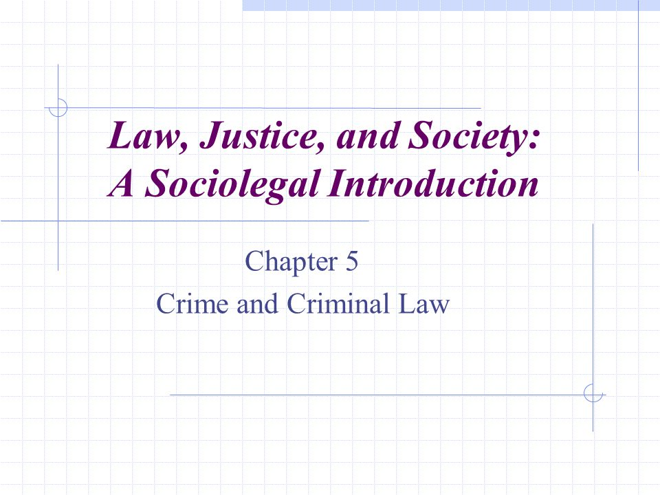 Crime and Criminal Law Common law: the killing of another person with malice aforethought Model Penal Code: murder is a killing which occurs 1) purposefully, 2) knowingly, or 3) recklessly First-degree murder: deliberate and premeditated Second-degree murder: any killings that are intentional but not premeditated or planned Murder