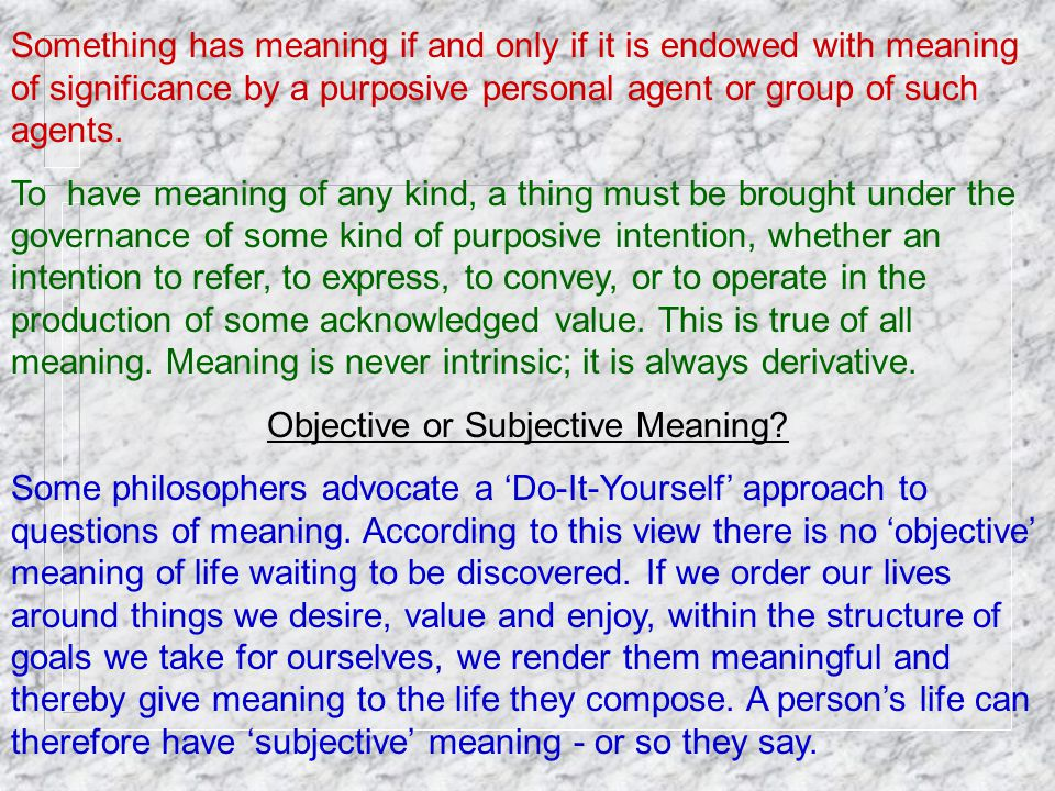 Meaning and meaninglessness from two philosopher mathematicians.