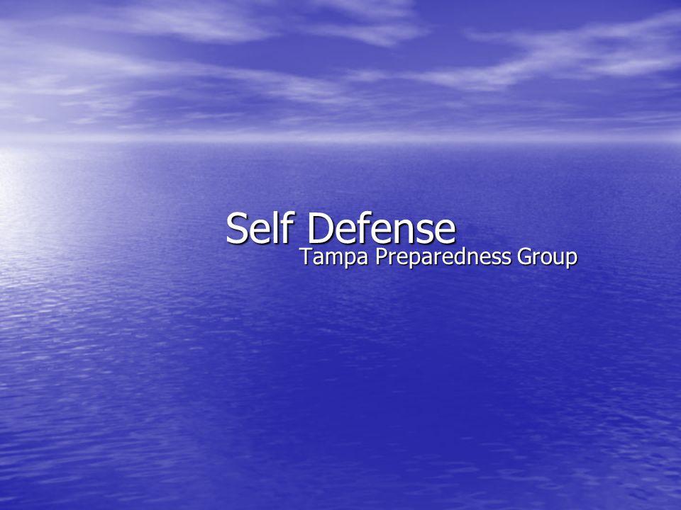 Self Defense Tampa Preparedness Group
