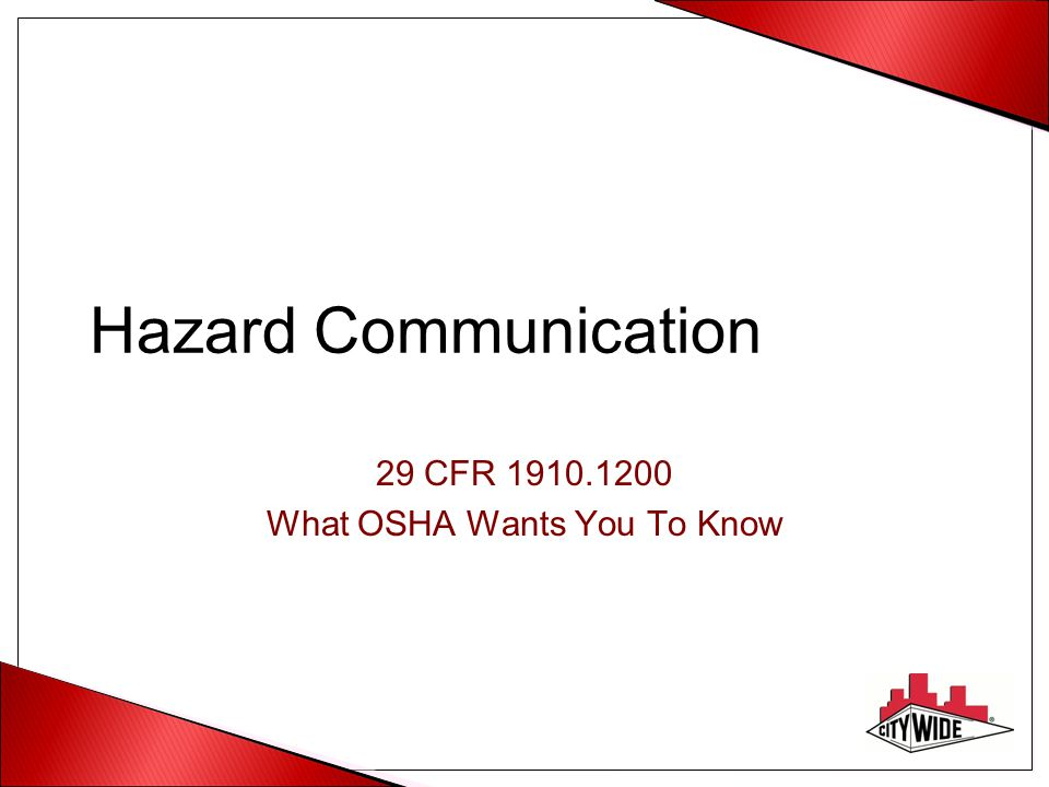 Employee Training Employee training shall include at least: –The details of the hazard communication program developed by the employer, including an explanation of the labeling system the material safety data sheet how employees can obtain and use the appropriate hazard information