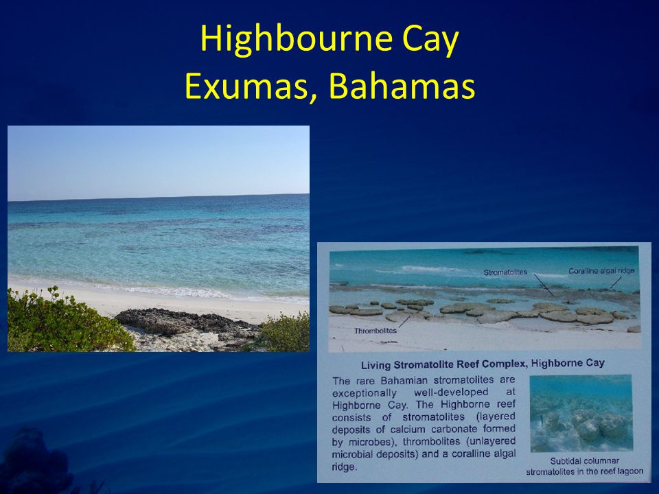 Highbourne Cay Exumas, Bahamas