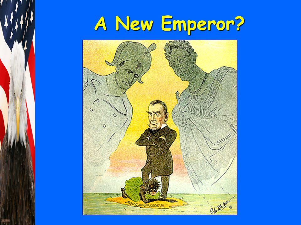 A New Emperor