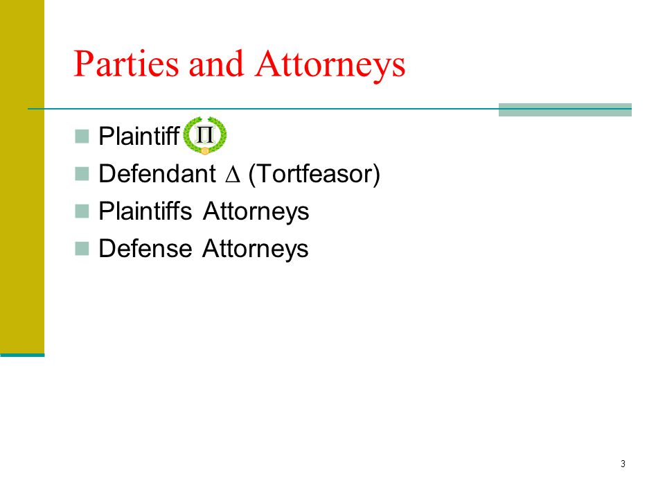 13 Preliminary Considerations, cont.