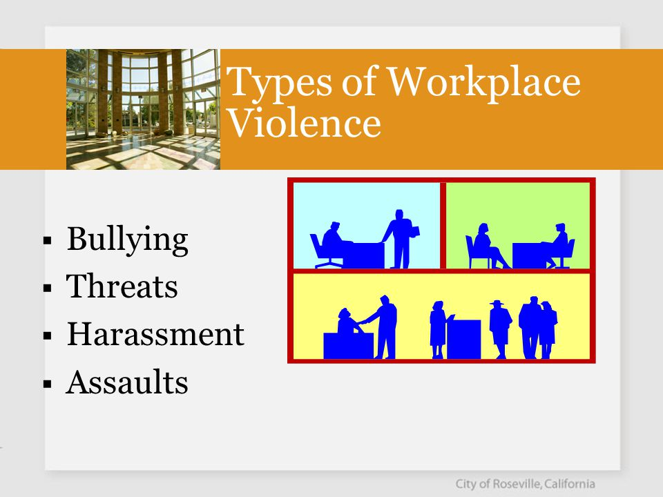 Behavioral Warning Signs  Disruptive Behavior disturbs, interferes with or prevents normal work functions or activities.