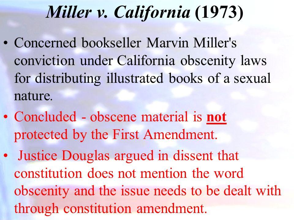 Miller v.
