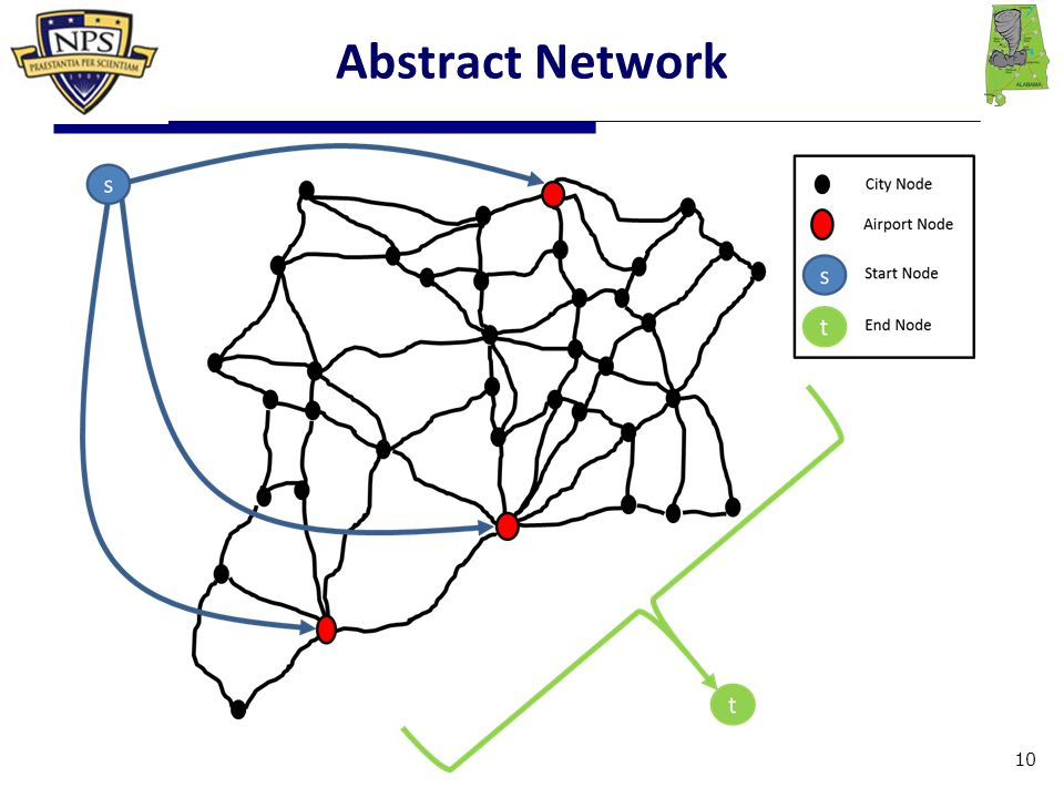 Abstract Network 10