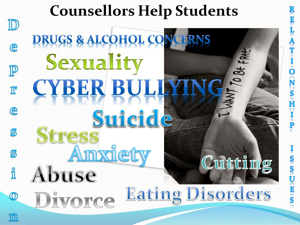 Counsellors Help Students