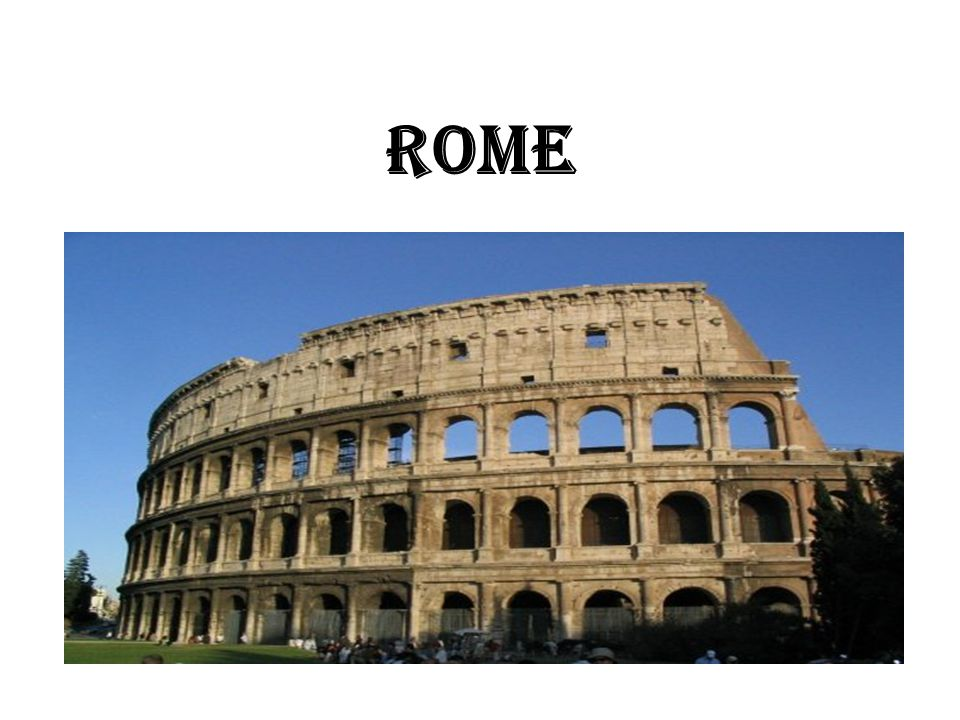 GEOGRAPHIC SIGNIFICANCE What is important about the geography of Italy and its role in the growth of Rome?