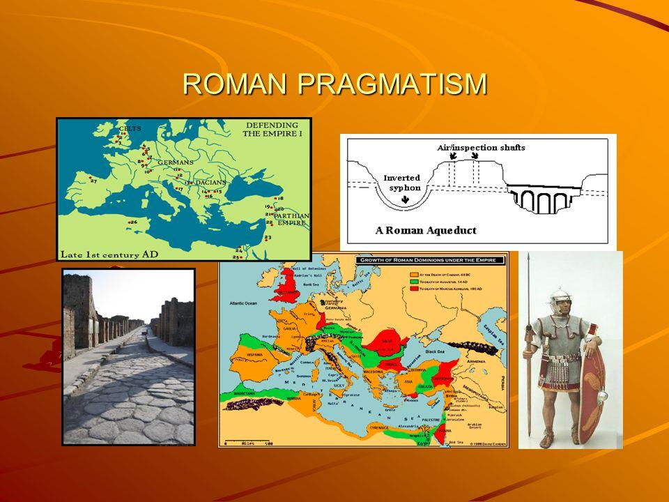 ROMAN PRAGMATISM