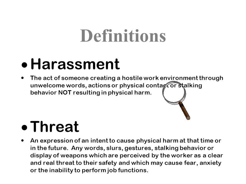 Dangerous Ingredients Toxic Work Environment Troubled Employee Trigger Event Park Deitz' model