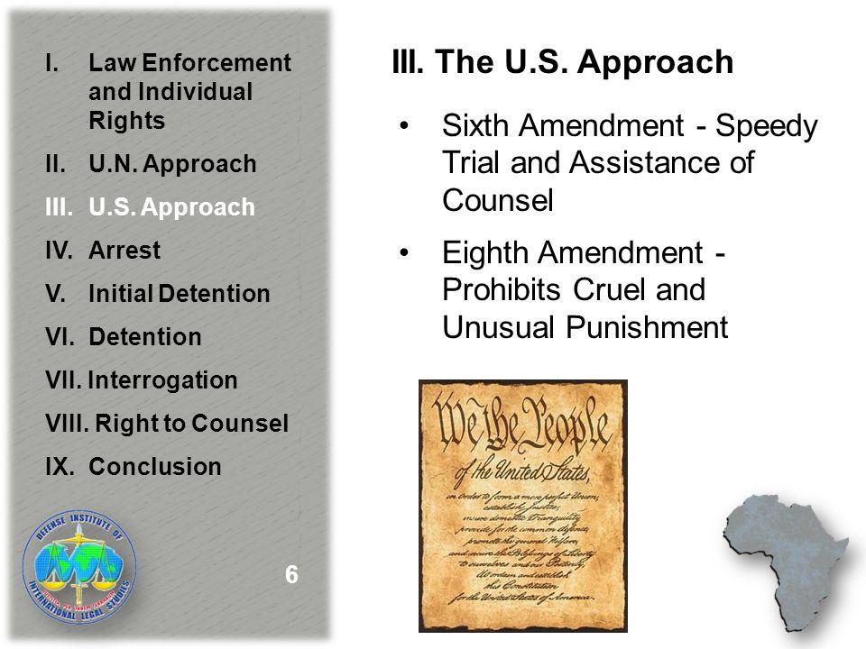 III.The U.S.