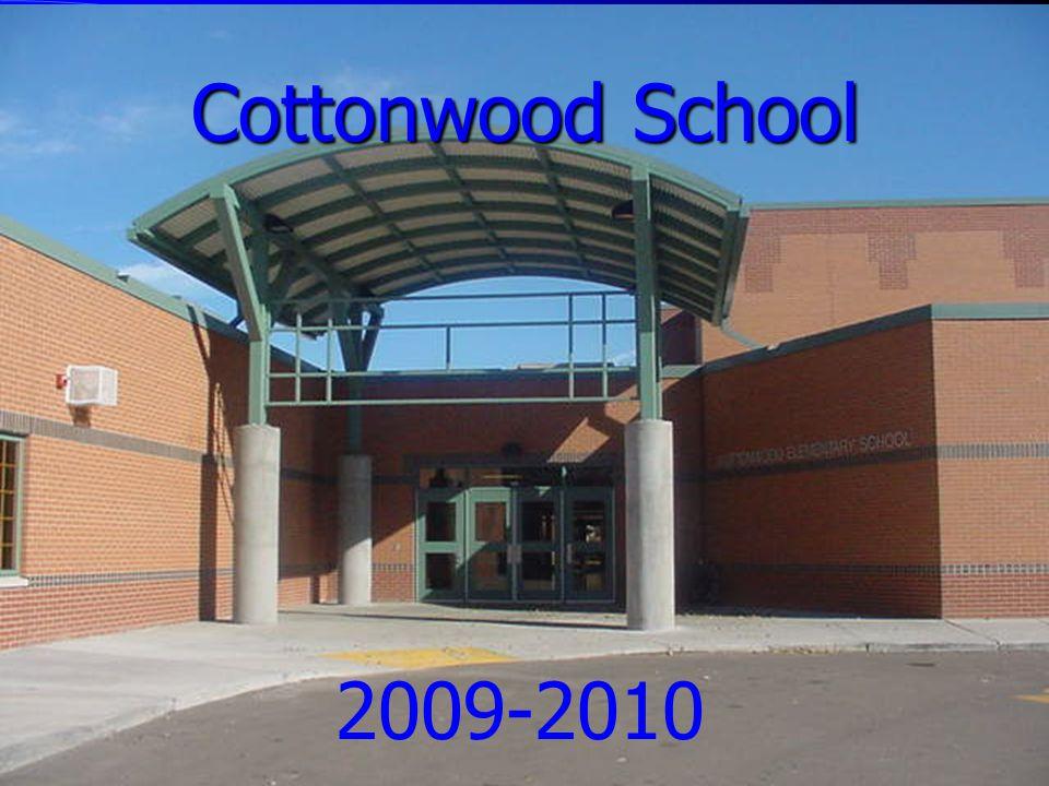Cottonwood School 2009-2010