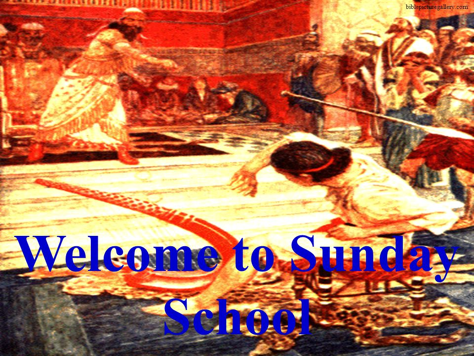 Welcome to Sunday School biblepicturegallery.com