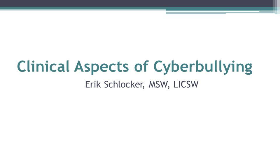 Erik Schlocker, MSW, LICSW