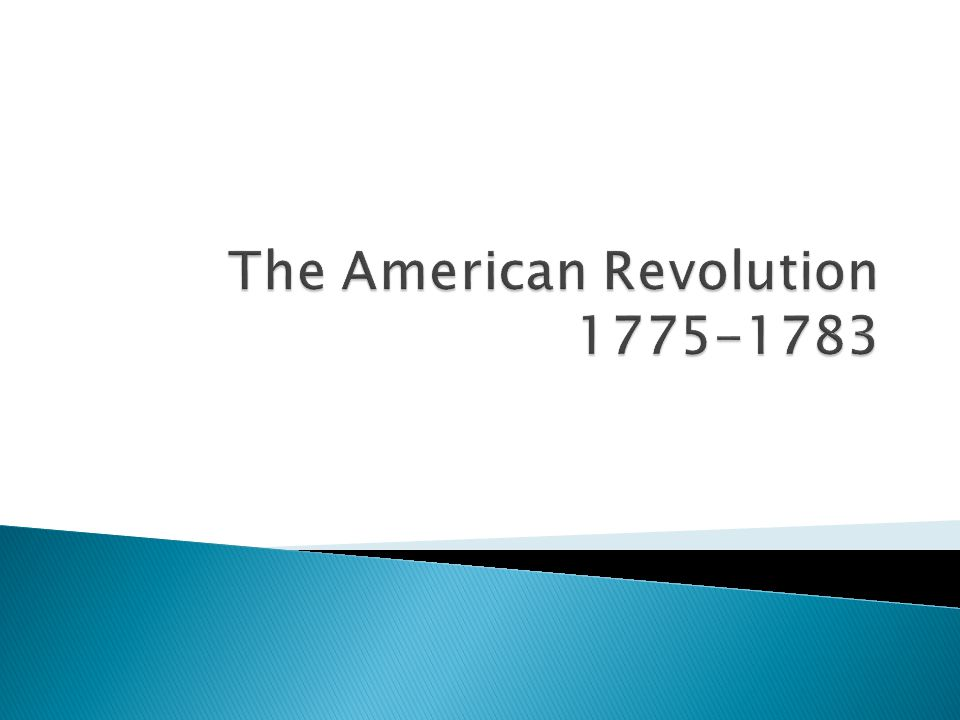  Britain officially recognized the United States as an independent nation!.