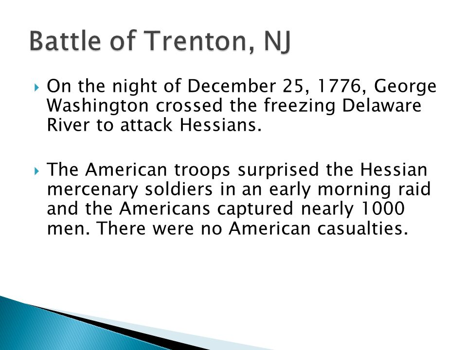  Sept.– Oct. 1777  Turning point of the American Revolution for the U.S.
