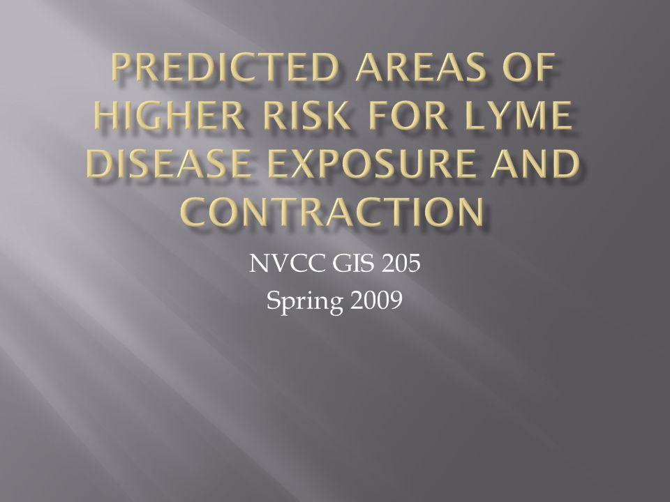 NVCC GIS 205 Spring 2009
