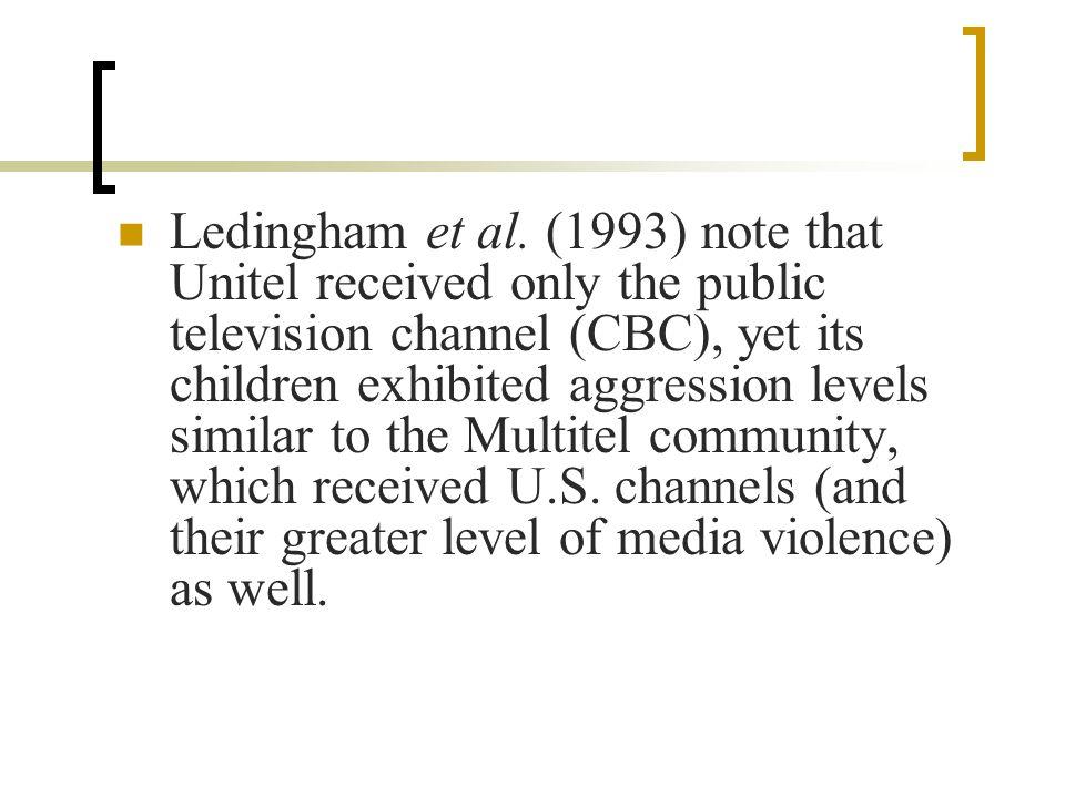 Ledingham et al.
