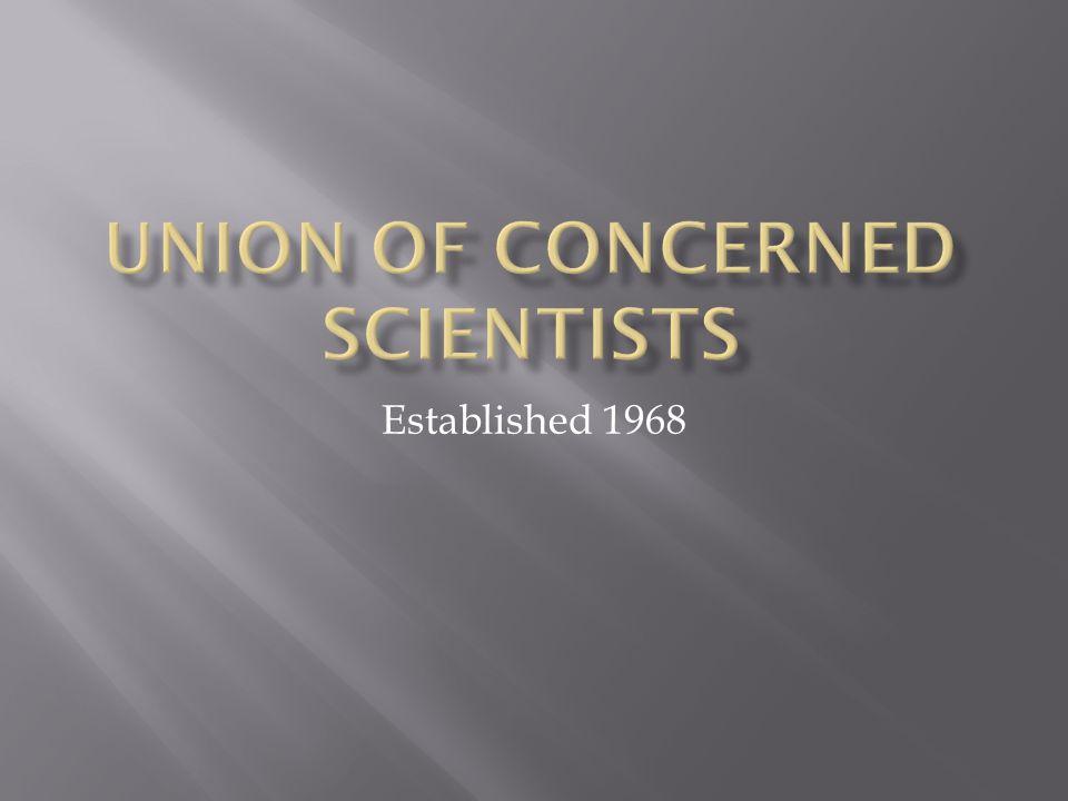 Established 1968