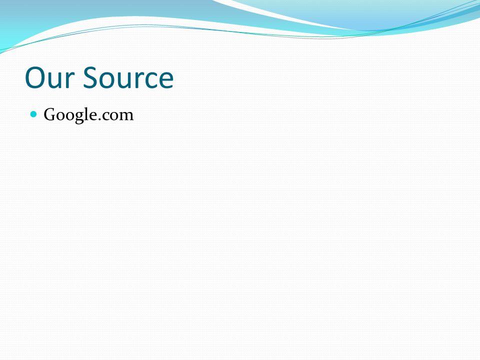 Our Source Google.com