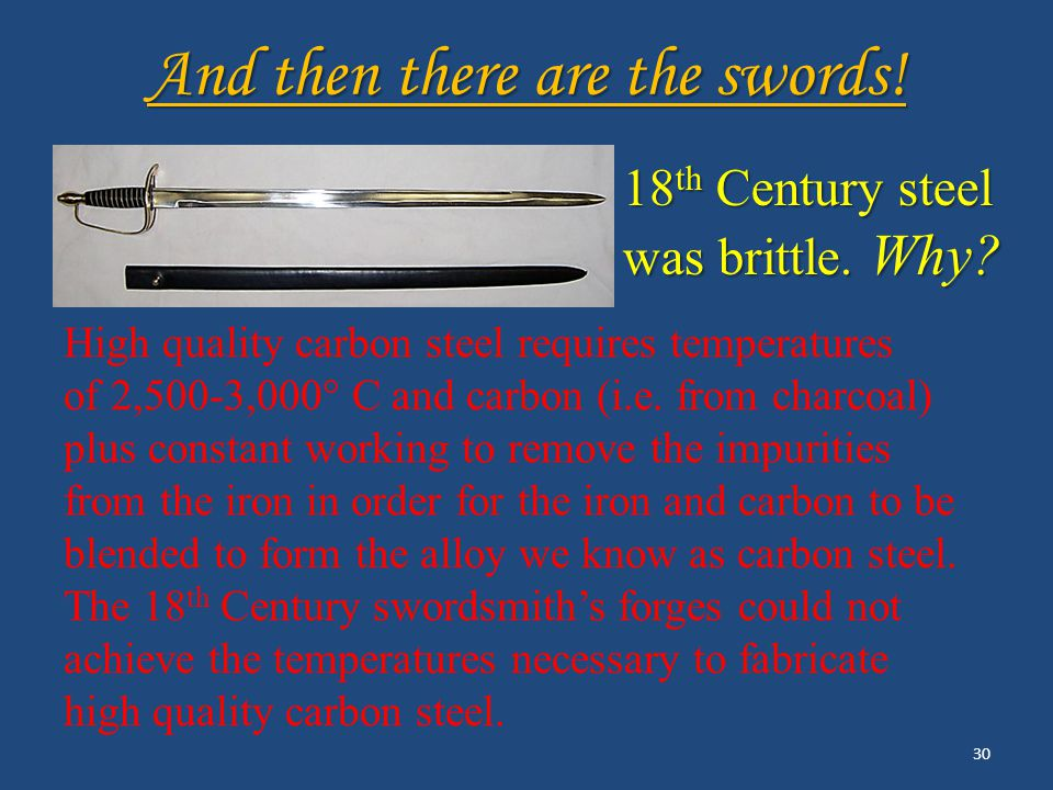 Boy, when things go wrong. 18 th Century firearms were an unreliable weapons system.