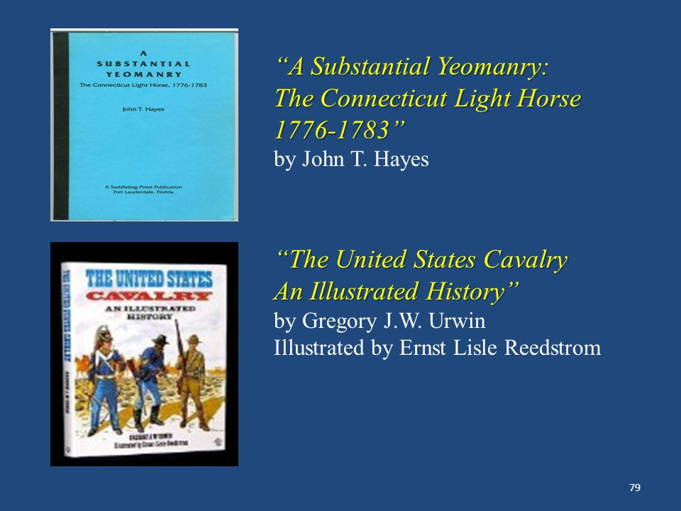Washington's Spies – The Story of America's First Spy Ring by Alexander Rose Connecticut's Revolutionary Cavalry: Sheldon's Horse by John T.