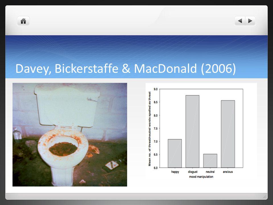 Davey, Bickerstaffe & MacDonald (2006)