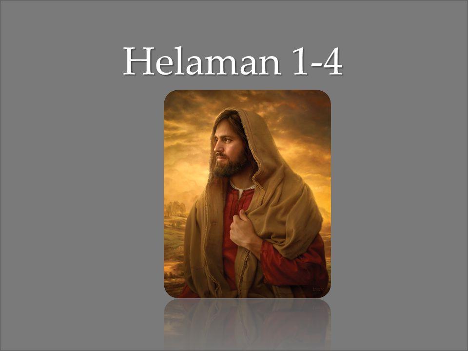 { Helaman 1-4