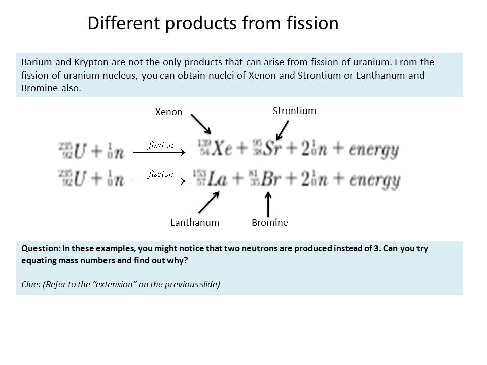 A fusion reactor.A fusion reaction is not as simple to stimulate as a fission reaction.