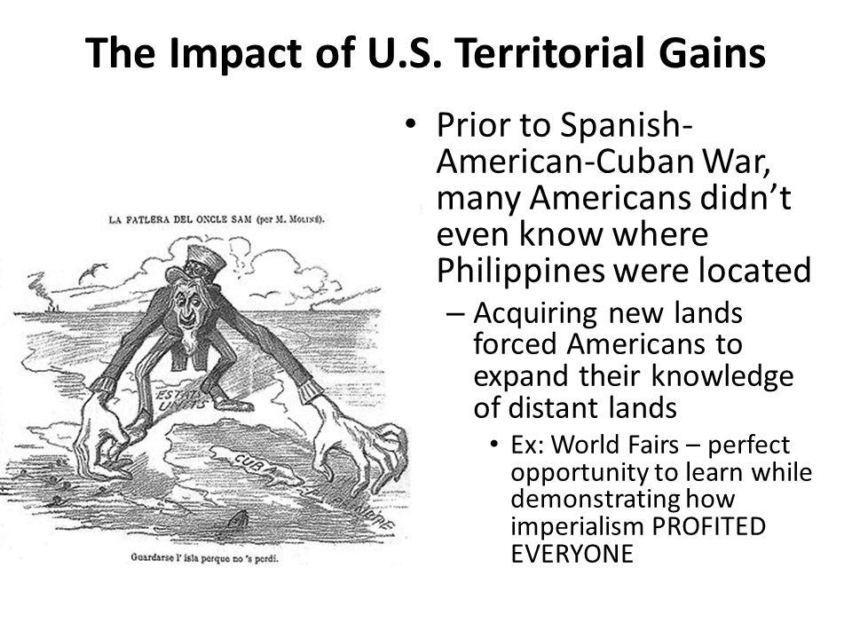 The Impact of U.S.