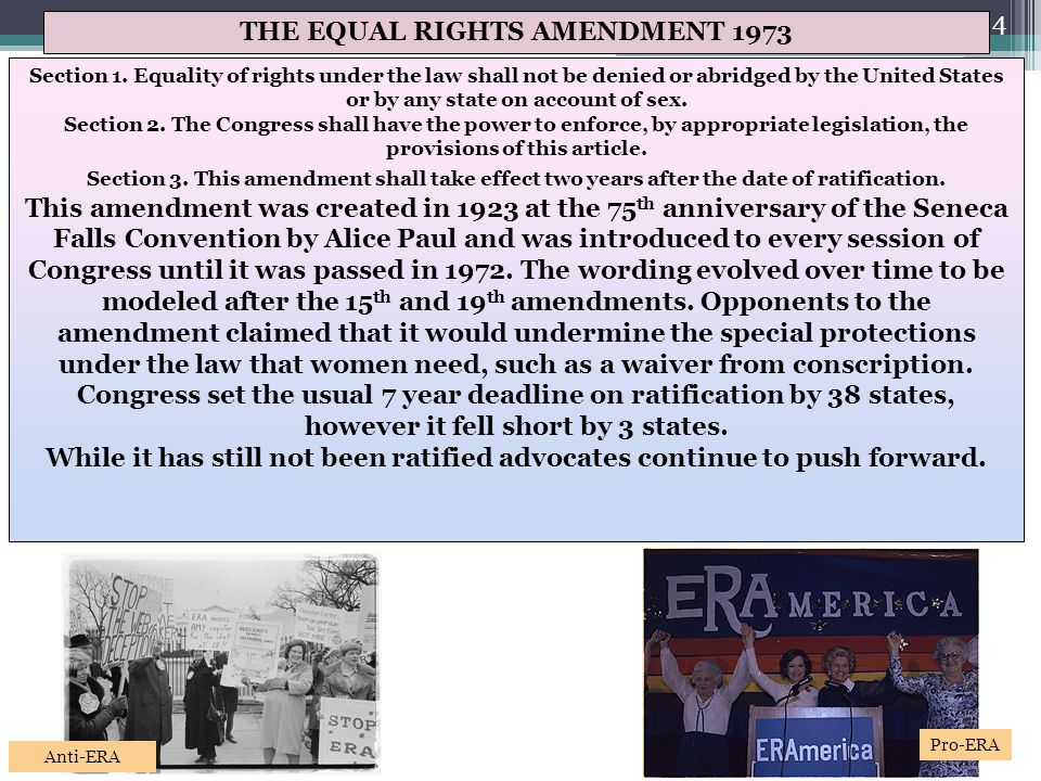 3 Roe v. Wade, 1973 This was a controversial case that dealt with the right to privacy in the 9 th amendment. The 9 th amendment states: The enumerati